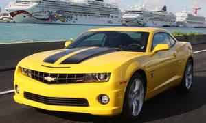 US-Muscle Car des neuesten Generation: Chevrolet Camaro SS im Fahrbericht