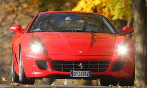 Sportwagen Special: Mit dem Ferrari 599 GTB Fiorano HGTE unterwegs im Westerwald