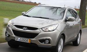 Fahrbericht: Hyundai ix35 2.0 CRDi 4WD  – Erste Ausfahrt im 184 PS starken Turbodiesel