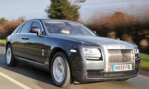 Fahrbericht: Wir waren mit dem neuen Rolls-Royce Ghost auf Probefahrt