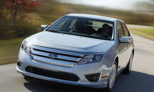 Ford Fusion Hybrid: Die neue Mitteklasse-Limousine ist in den USA ein echter Verkaufsschlager