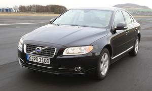 Spardiesel: Die Oberklasse-Limousine Volvo S80 1.6D DRIVe im ersten Test