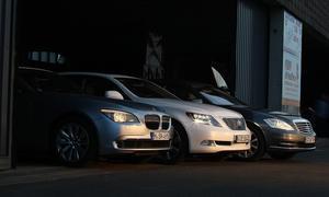 Hybrid-Limousinen: BMW 7er, Lexus LS und Mercedes S-Klasse im ersten Verbrauchstest der AUTO ZEITUNG