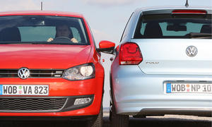 Die neue Kaufberatung VW Polo 2010: TSI, TDI, BlueMotion, Cross, BiFuel, GTI