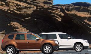 Kompakt-SUV: Dacia Duster 1.6 16V gegen Skoda Yeti 1.2 TSI im Vergleichstest