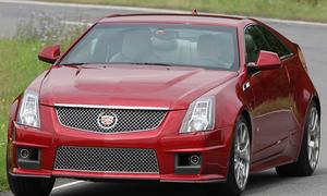 Cadillac CTS-V Coupé im Fahrbericht
