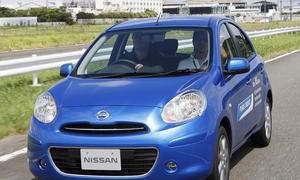 Nissan Micra 1.2 SC im Fahrbericht