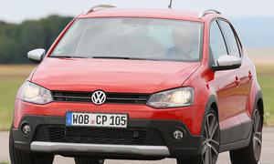 VW CrossPolo 1.6 TDI im Einzeltest