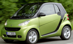 Smart Fortwo Coupé 1.0 mhd im Test - Front