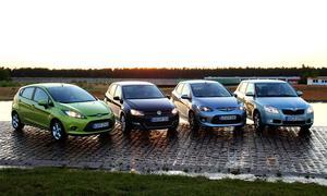 Der neue VW Polo im ersten Megatest