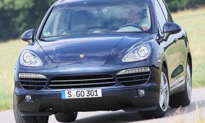 Porsche Cayenne Diesel im Einzeltest