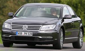 VW Phaeton 3.0 TDI 4MOTION im Einzeltest