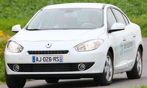 Renault Fluence Zero Emission im Fahrbericht