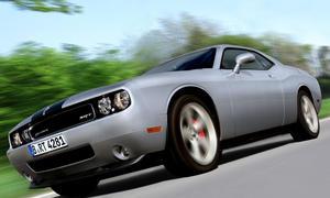 Erste Probefahrt im neuen Dodge Challenger SRT8