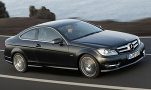 Mercedes C 250 BlueEFFICIENCY Coupé im Test der AUTO ZEITUNG