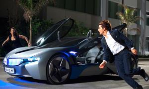 Mission Impossible 4 Phantom Protokoll wird zum BMW-Werbefilm