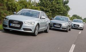 Audi A6 Antriebskonzepte: Hybrid, Diesel und Benziner im Vergleich