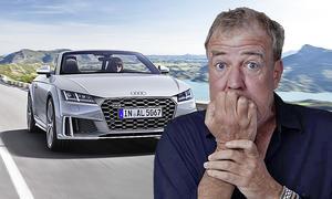 Diese Autos sind für Clarkson 2019 durchgefallen