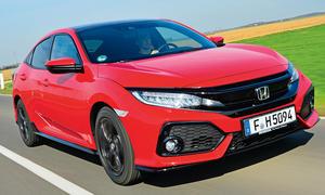 Honda Civic 1.5 Vtec Turbo Sport Plus