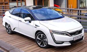 Honda Clarity FCV (2016)