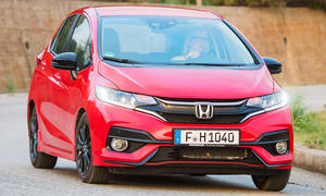 Honda Jazz Facelift (2018)
