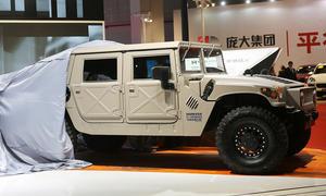 Hummer H1 (Humvee C-Series Kit)