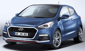 Hyundai i30 Turbo (2015)