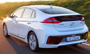 Hyundai Ioniq Plug-in-Hybrid (2017)