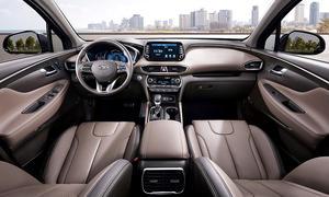 Hyundai Santa Fe (2018)