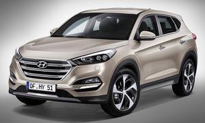 Hyundai Tucson (2015)