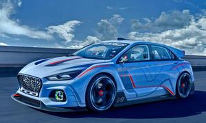Der RN30 demonstriert die aufregende Zukunft von Hyundai