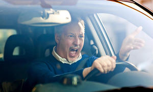 Aufreger im Straßenverkehr