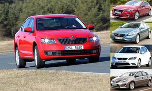 Import Kompaktklasse Gebrauchtwagen