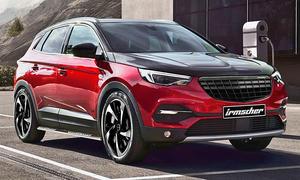 Opel Grandland X von Irmscher