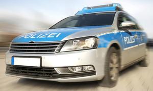 Spektakuläre Verfolgungsjagd in Deutschland