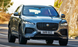 Jaguar F-Pace Facelift (2020)