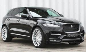 Jaguar F-Pace von Hamann