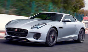 Jaguar F-Type Facelift (2017)