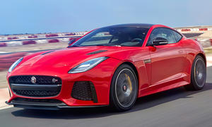 Jaguar F-Type SVR Facelift (2017)