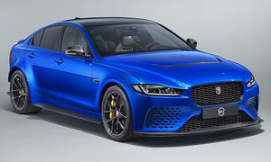 Jaguar XE SV Project 8 Touring (2019)