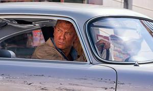"""James Bond (Kinostart): """"Keine Zeit zu sterben"""""""
