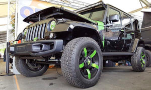 Jeep Wrangler Hellcat von Allrad-Pauli