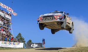 Hyundai ist im internationalen Motorsport auf Erfolgskurs
