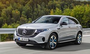 Mercedes startet mit Elektroantrieb in die Zukunft