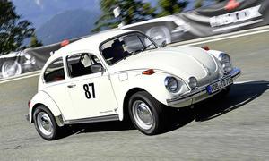 VW Käfer mit Tuning von Theo Decker