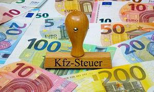 Kfz-Steuer Elektroautos