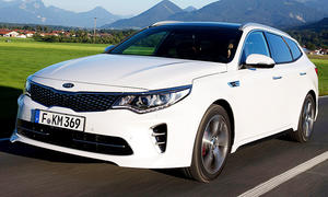 Kia Optima Sportswagon (2016)