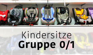 Kindersitze Header Gruppe 0/1