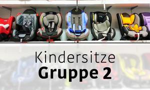 Kindersitz-Gruppe 2