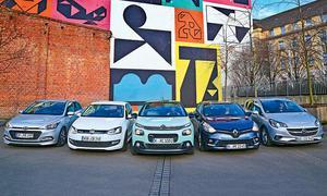 Neuer C3 im Kleinwagen-Vergleichstest